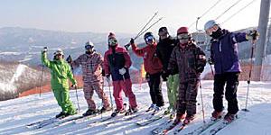 スキー・スノーボードのイメージ